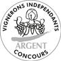 Vin Médaille d'Argent Concours vignerons indépendants