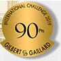 Médaille d'Or 2019 Gilbert et Gaillard
